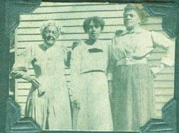 Grandma Umphrey, Grandma Baker, Grandma Goodlow