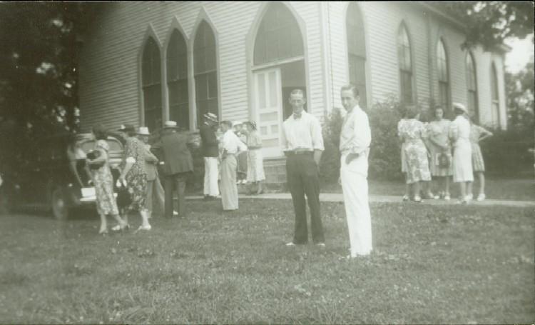 Bullittsville Christian Church