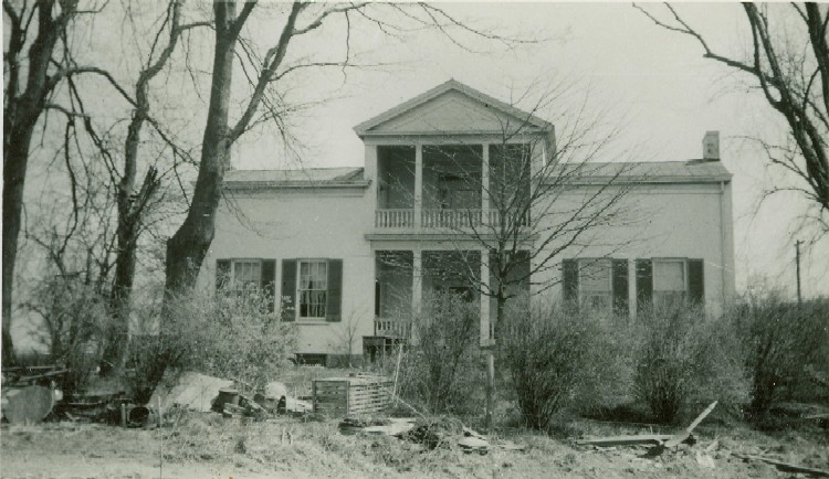 George Terrill Home in North Bend