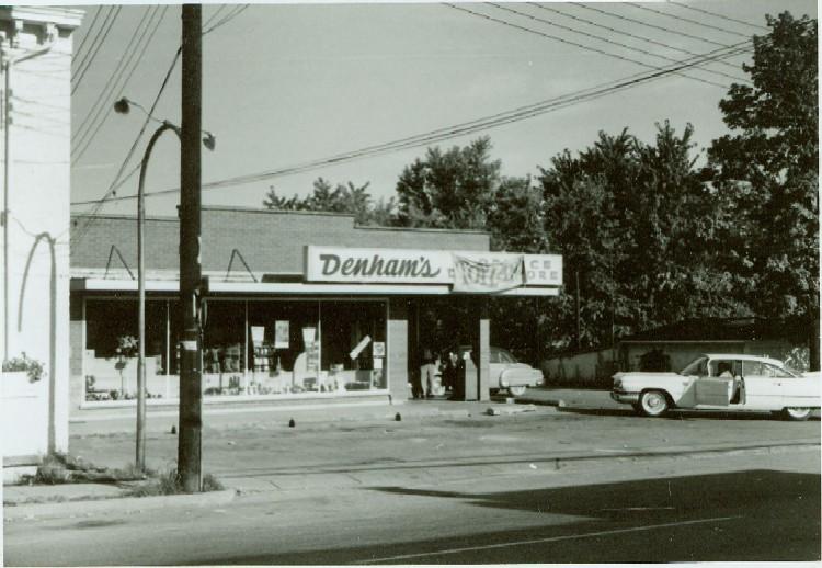 Denham's Drug Store