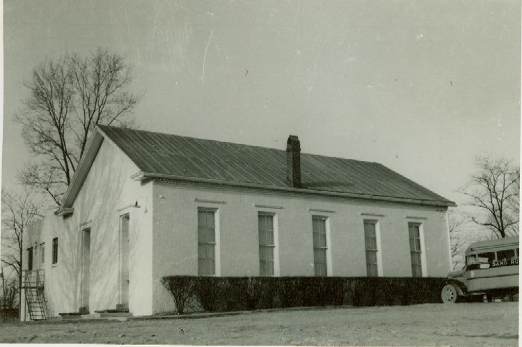 Sand Run Baptist Church