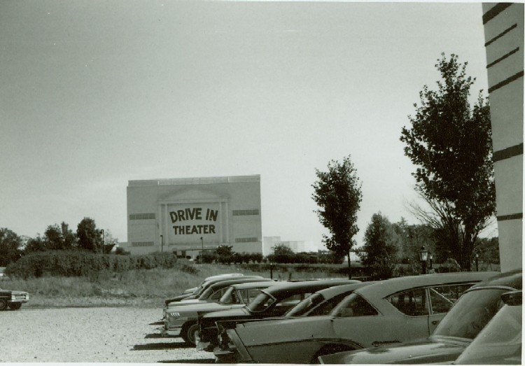 Florence Drive In 1961