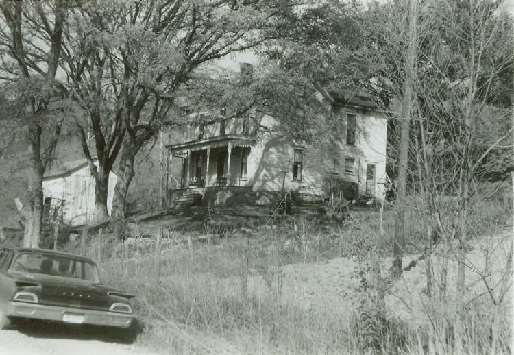 Dr. John E. Stevenson House