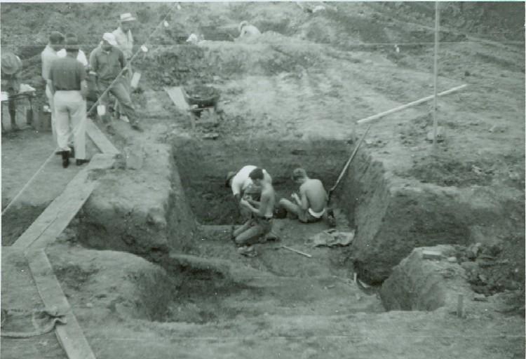 Big Bone Excavation