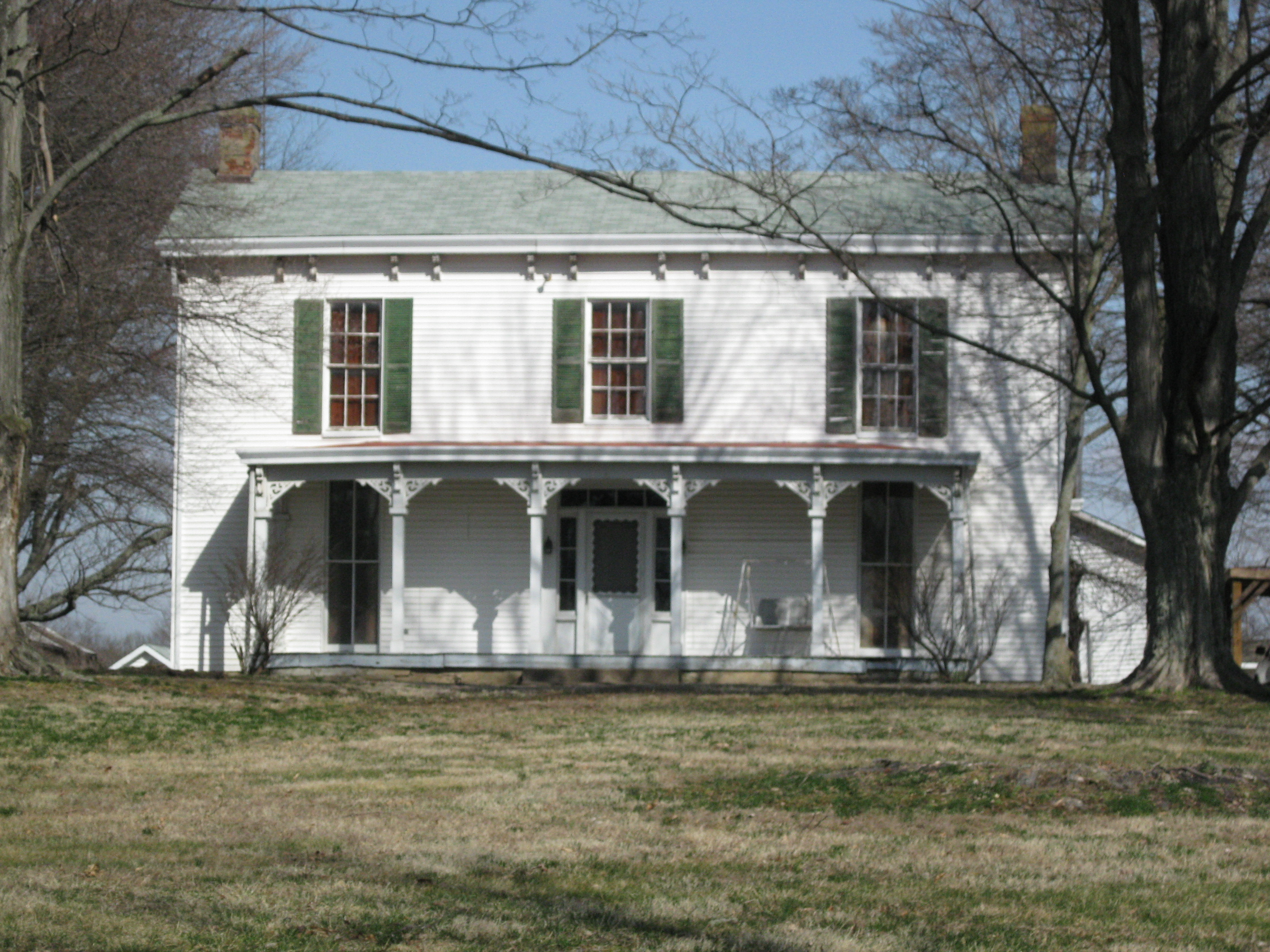 Harvey Hicks House