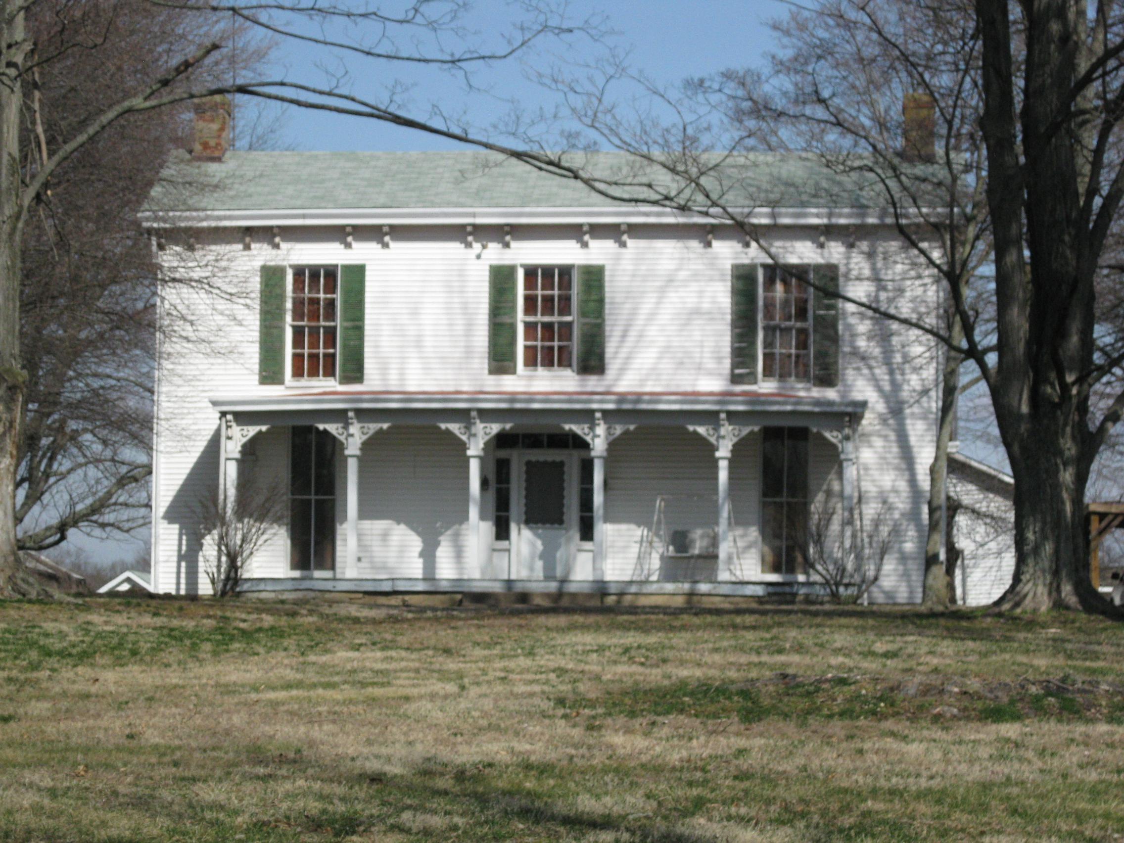 Harvey Hicks House