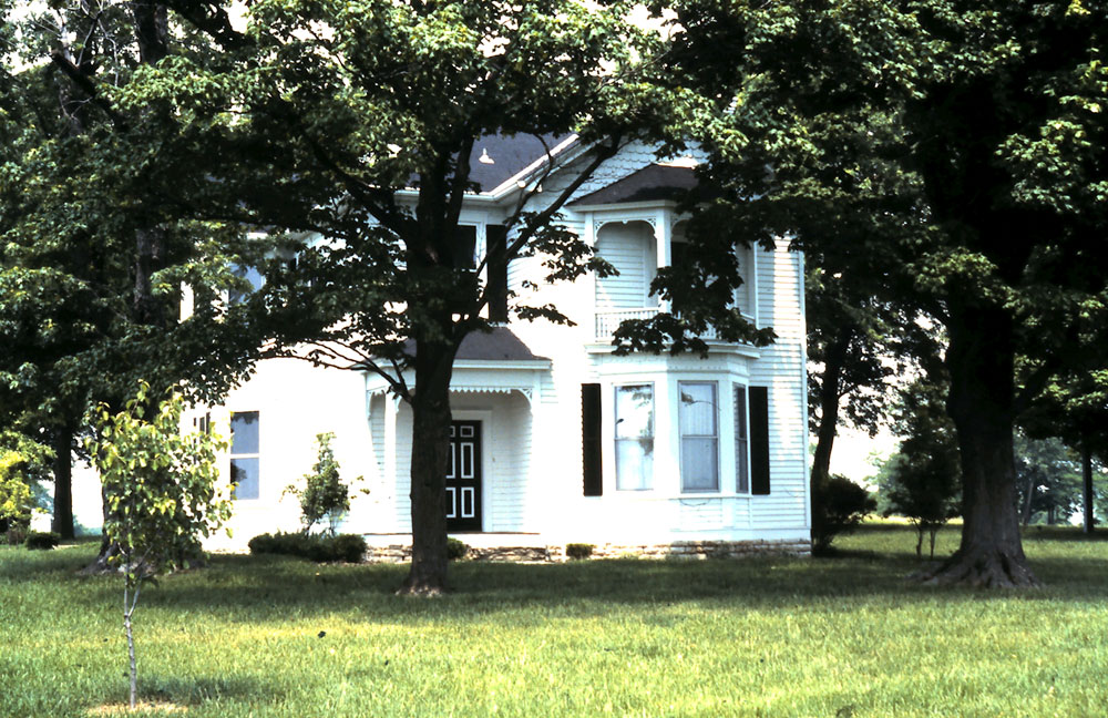 Botts family home near Petersburg