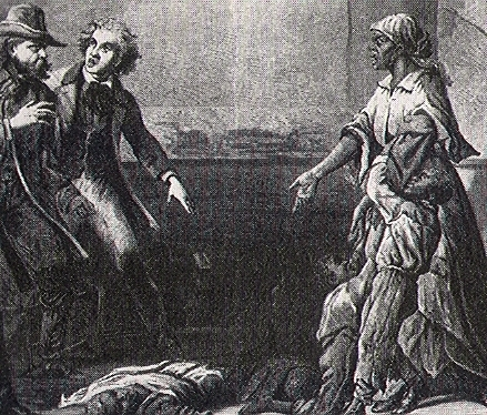 Margaret Garner Kills her Children