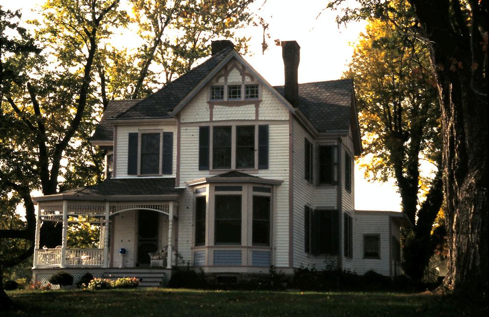 Allie Corn House