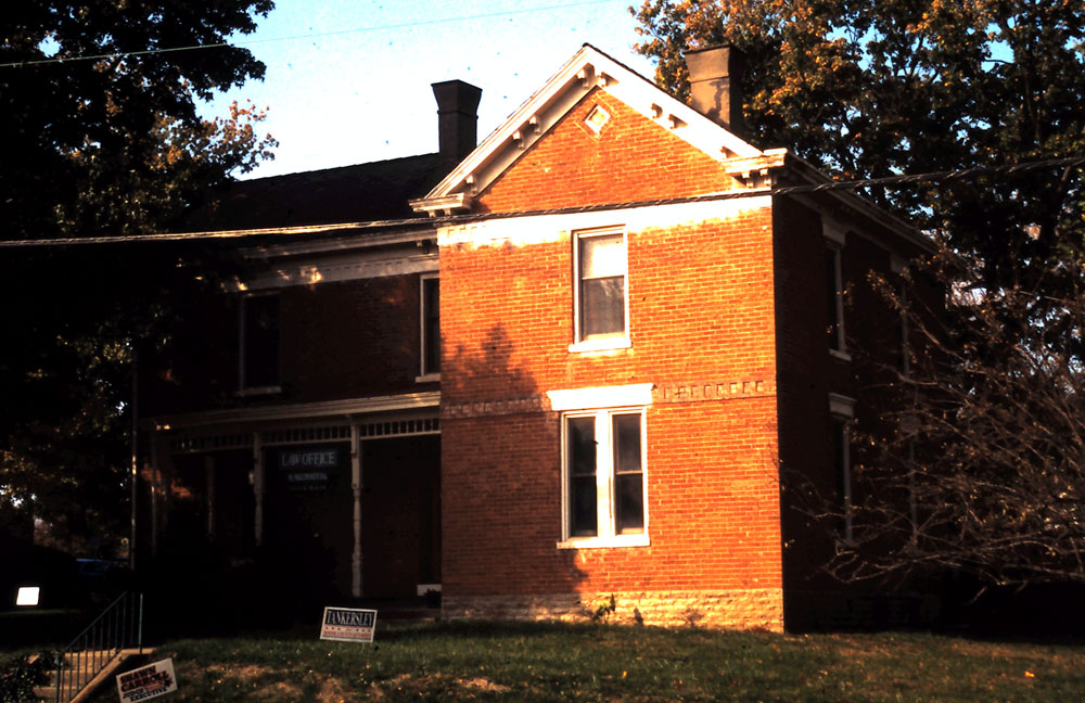 Senator S. Walker Tolin House