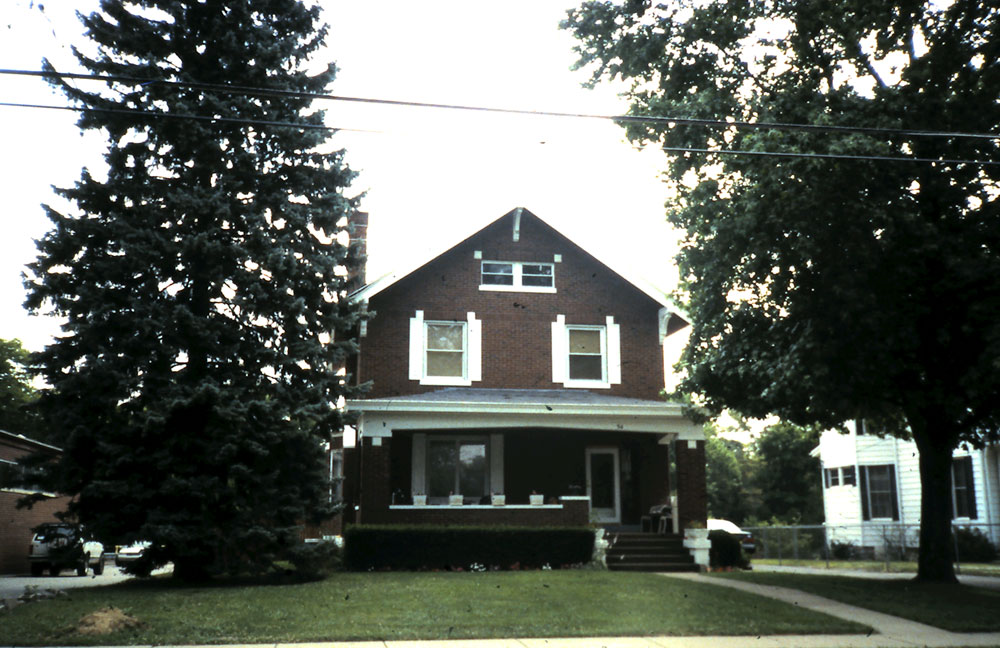 Robert W. Jones House