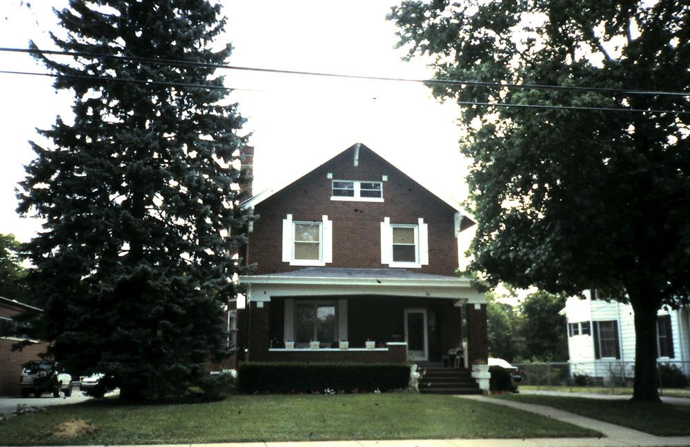 Robert Jones House