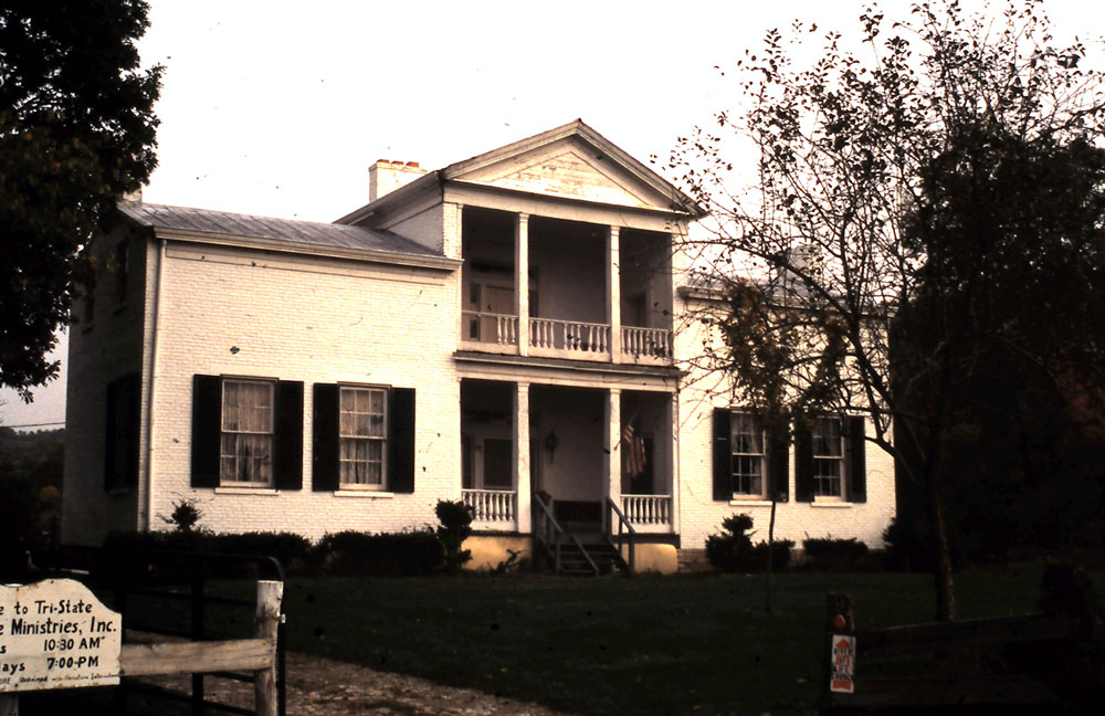 The Moore-Terrill House