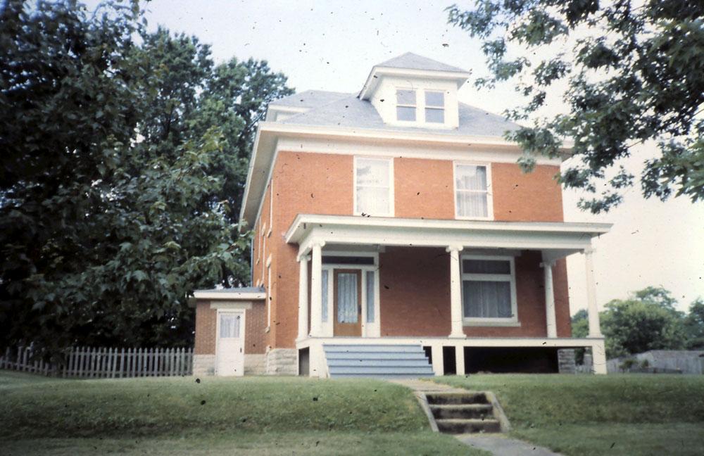 D.B. Wallace House