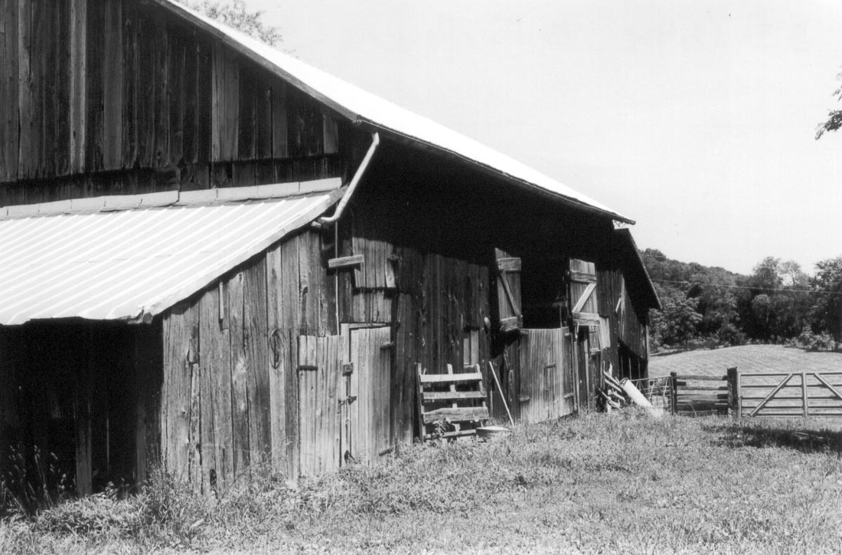 The Boone Fowler Rogers Barn