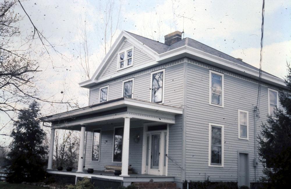 Robert Chambers House