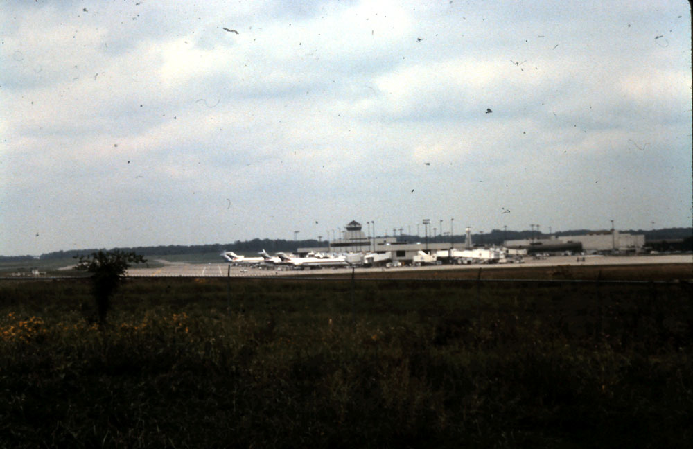 Early view of CVG