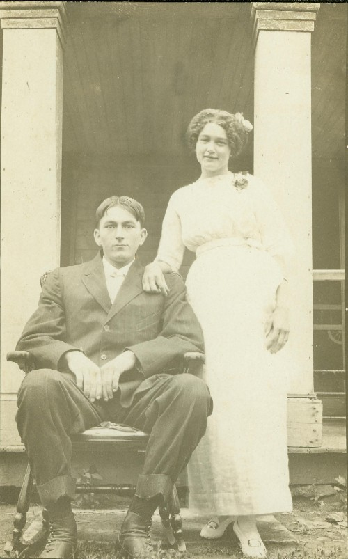 Fannie and Albert Pettit