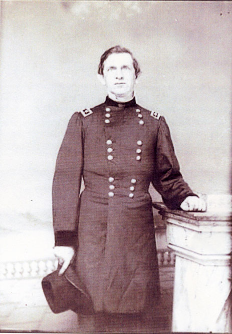General Edward Richard Sprigg Canby