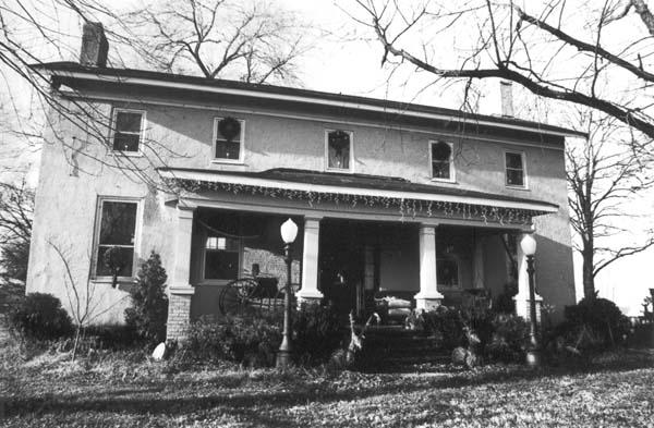 George Vest House