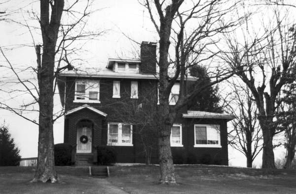 George Nicholson House