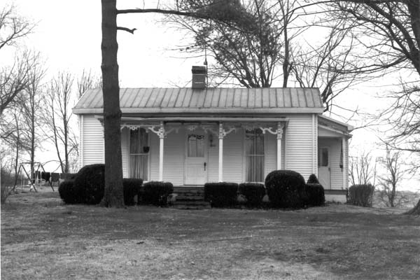 G. Huey House