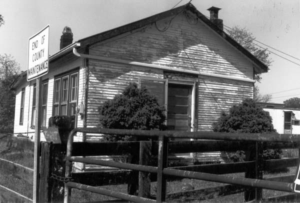 Garrison Creek Schoolhouse