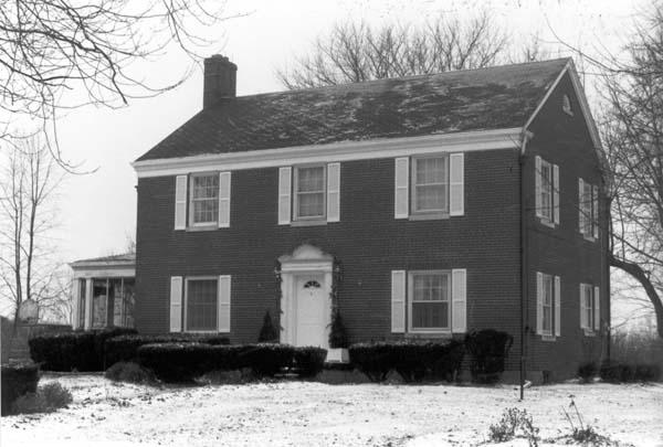 Benson-Nicholson House