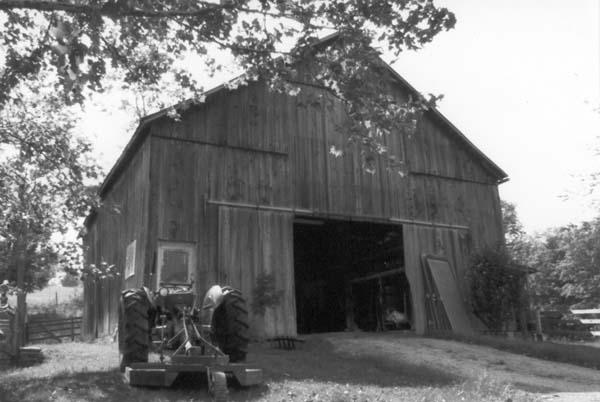 Huey Barn