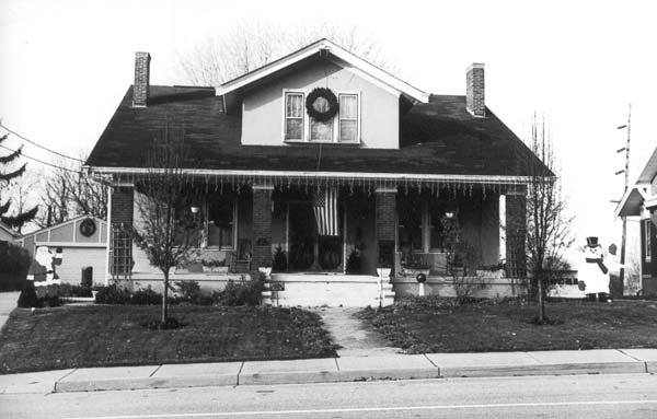 C. Scott Chambers House and Funeral Parlor