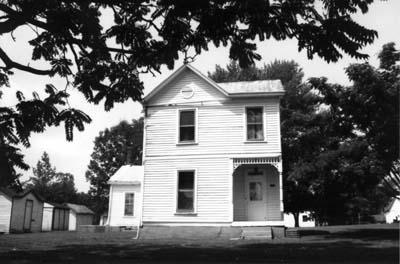 Dr. Crisler House