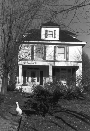 Robert and Rebecca W. Ratcliff House