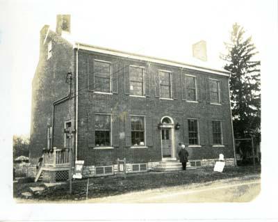 Erastus Tousey House