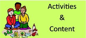 Dinsmore Family Activities & Content for Students