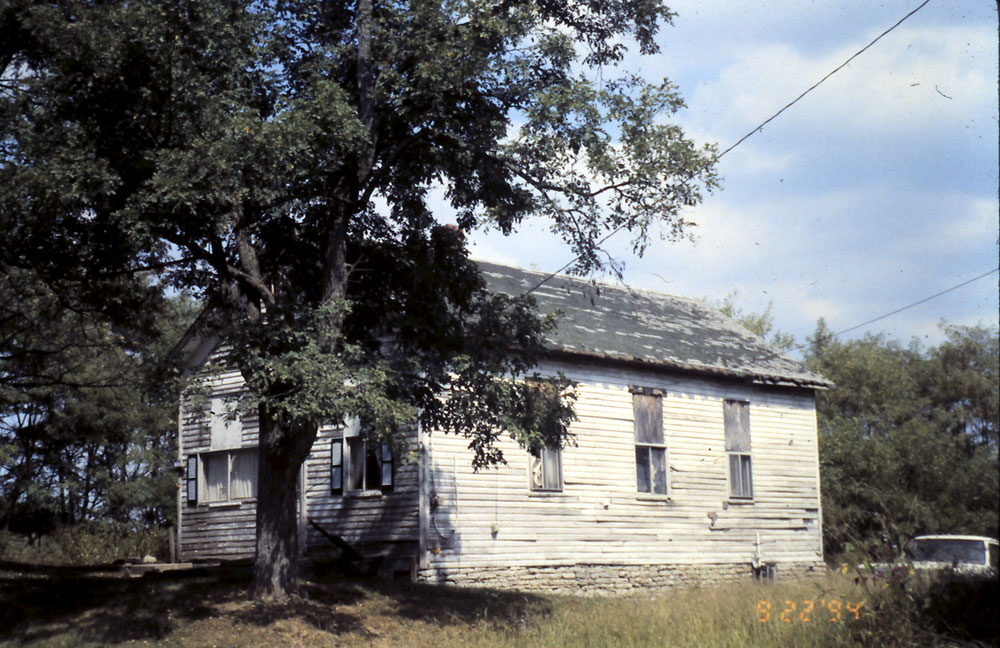 Old Kensington School off Old Lexington Turnpike