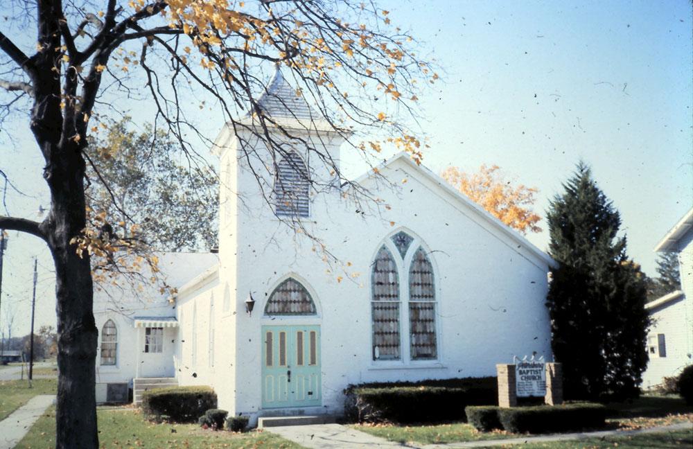 Petersburg Baptist Church
