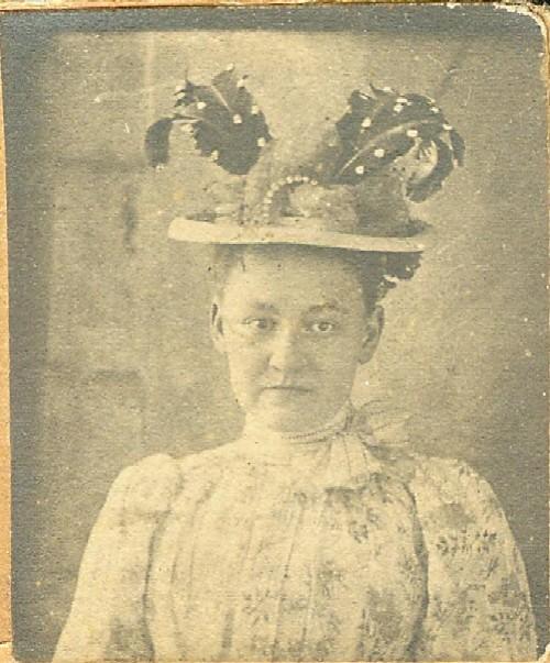 Kittie Ella Utz Taylor