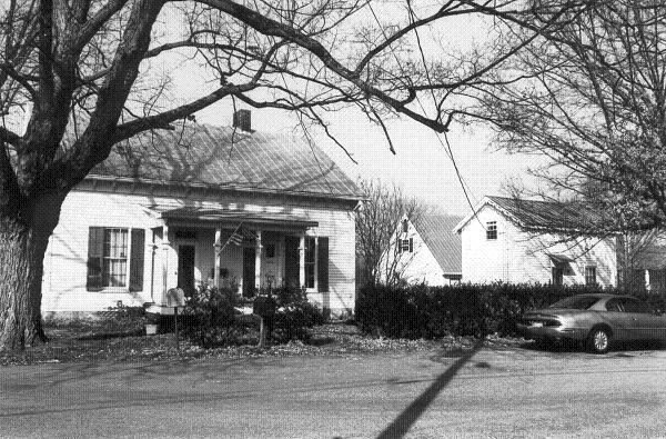 Jonas Clore House
