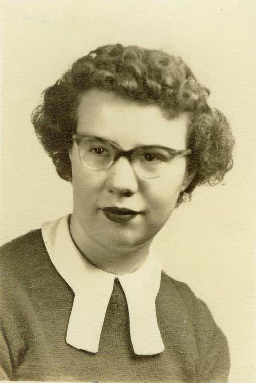 Martha Yagle, 1951-1952