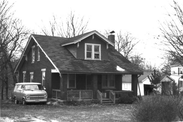 Jack Johnson House