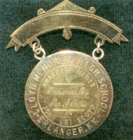 Early Lloyd Medal