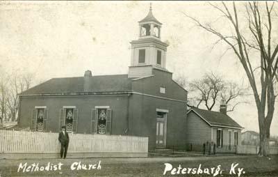 Petersburg Methodist Episcopal Church