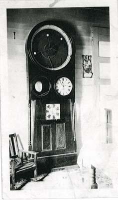 Thomas Zane Robert's Solar Clock