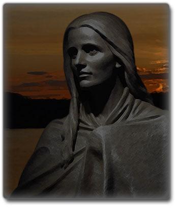 Mary Ingles Statue