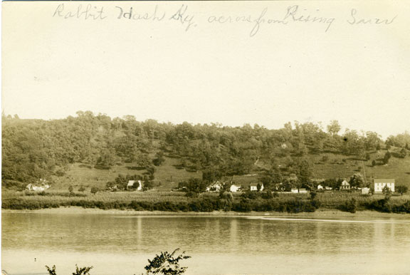 View of Rabbit Hash pre-1937