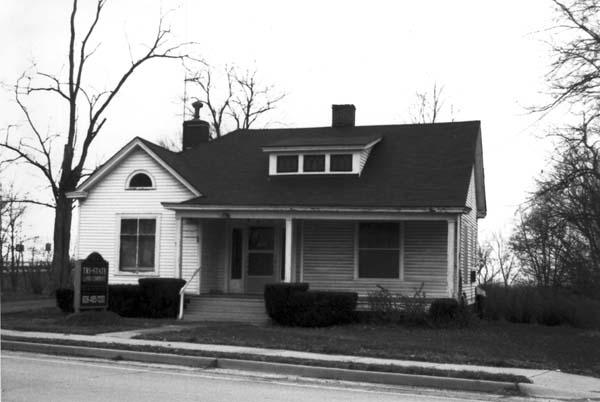 Rebecca Sleet House