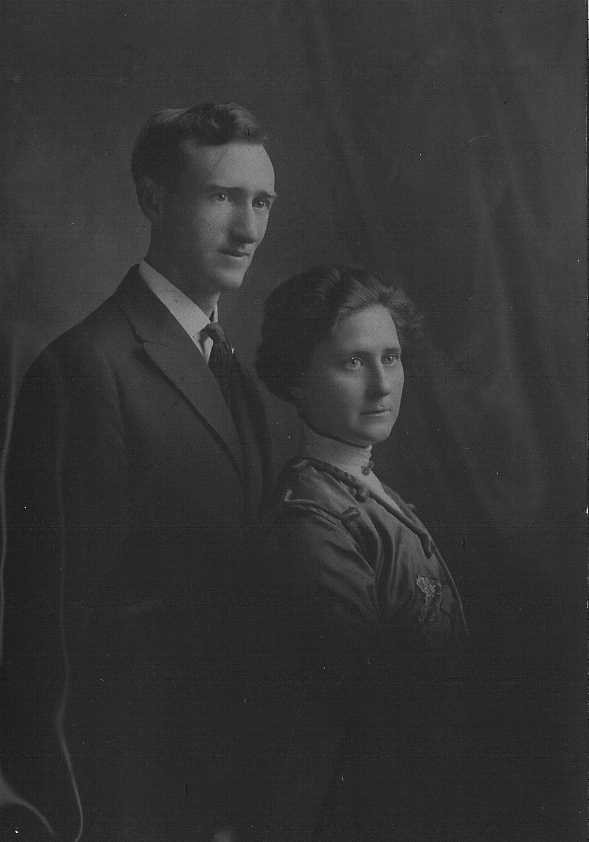 Rev. and Mrs. Robert Carter