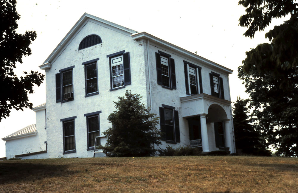 Reverend Robert E. Kirtley House