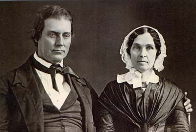 Dr. B.F. Bedinger and Sarah Everett Wade Bedinger