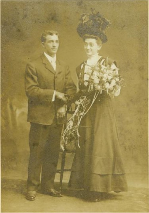 Lloyd and Mary Stephens